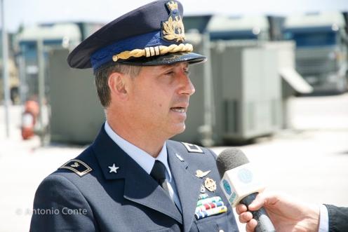 Col. AAran Paolo Citta