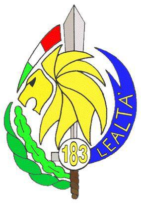 """Logo del 183° Corso """"Lealtà"""" dell'Accademia di Modena"""