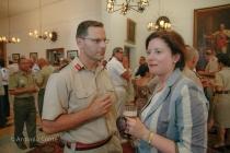 Le alte Autorità Istituzionali Civili e Militari di Malta