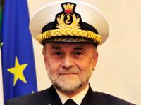 L'Ammiraglio Luigi Binelli Mantelli, Capo di Stato Maggiore della Difesa