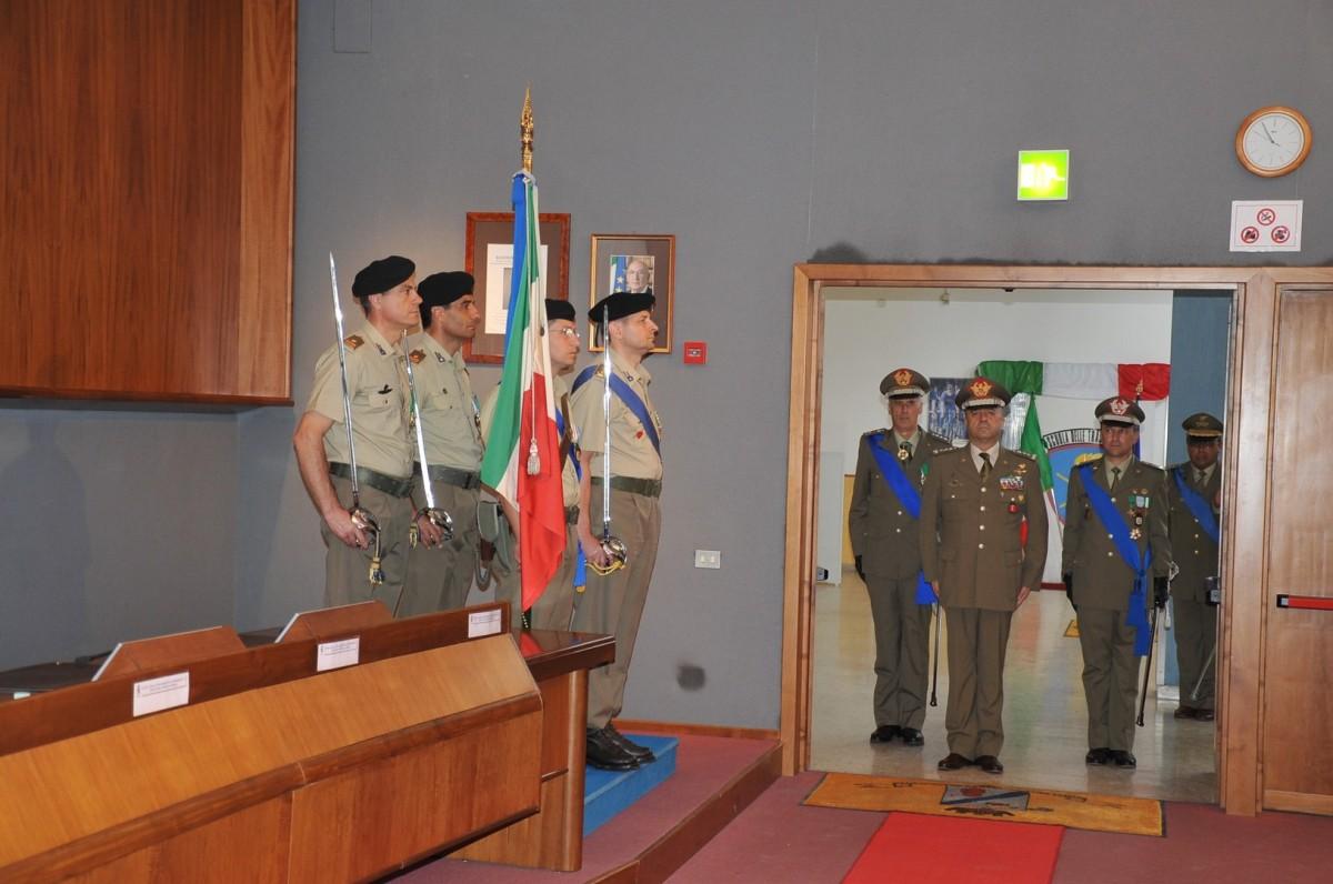 Roma/ Scuola delle Trasmissioni e Informatica. Il Comandante delle FOT alla Festa dell'Arma