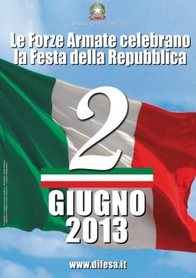 Manifesto 2 Giugno 2013