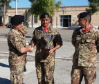 team A squadra B Sassari 1^ classificata trofeo Tetrathon
