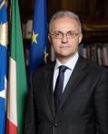 Sen. Prof. Mario Mauro, Ministro della Difesa