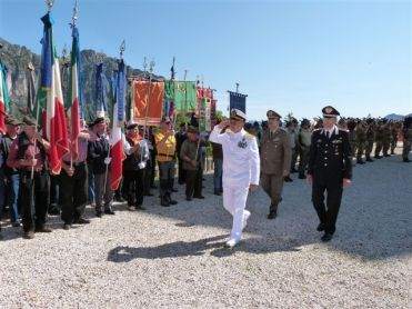 Sacrario Militare sul Pasubio