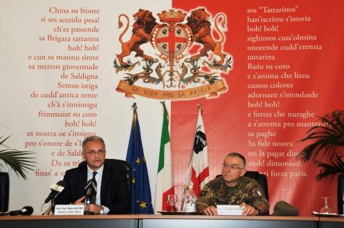 Cagliari, 9 agosto 2013. Caserma Monfenera (9)