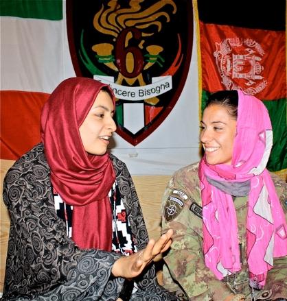 003 2013.09.14 Incontro con l'associazione femminile di Farah (3)