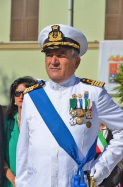 Capitano di Vascello Vincenzo Luigi Ciriello