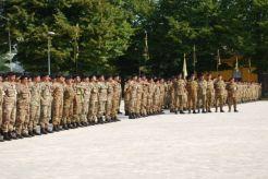 """Il Comandante delle Forze Operative Terrestri al 4°Reggimento Artiglieria Controaerei """"PESCHIERA"""""""