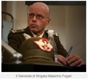 Roma, 16 Settembre 2013 - Il Gen. B. Massimo Fogari, è stato per tre anni Comandante della Pubblica Informazione Difesa