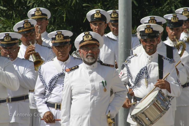 Brindisi. Giornata della memoria dei marinai scomparsi in mare.