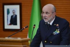 1 Intervento del Capo di Stato Maggiore della Difesa al convegno nazionale 'Remotizzazione e robotizzazione nelle Forze Armate'