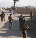 TF South- Forze ISAF-ANA e ANA mettono in sicurezza i villaggi (Repertorio)