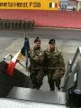 12. Partenza Bandiera di Guerra del 6° reggimento bersaglieri