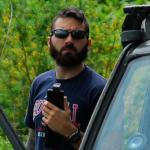 Il fotoreporter Alessio Tricani