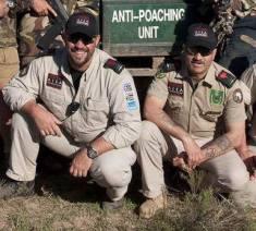 Da sinistra- Davide Bomben e Massimo Vallarin della Poatching Prevention Academy