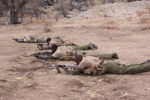 Per prevenire e preservare la fauna dagli attacchi dei bracconieri occore un adeguato addestramento (1)