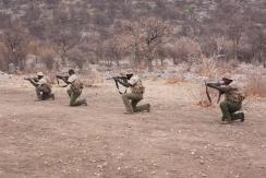 Per prevenire e preservare la fauna dagli attacchi dei bracconieri occore un adeguato addestramento (3)