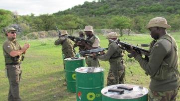 Per prevenire e preservare la fauna dagli attacchi dei bracconieri occore un adeguato addestramento