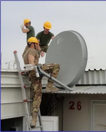 personale delle trasmissioni all`opera