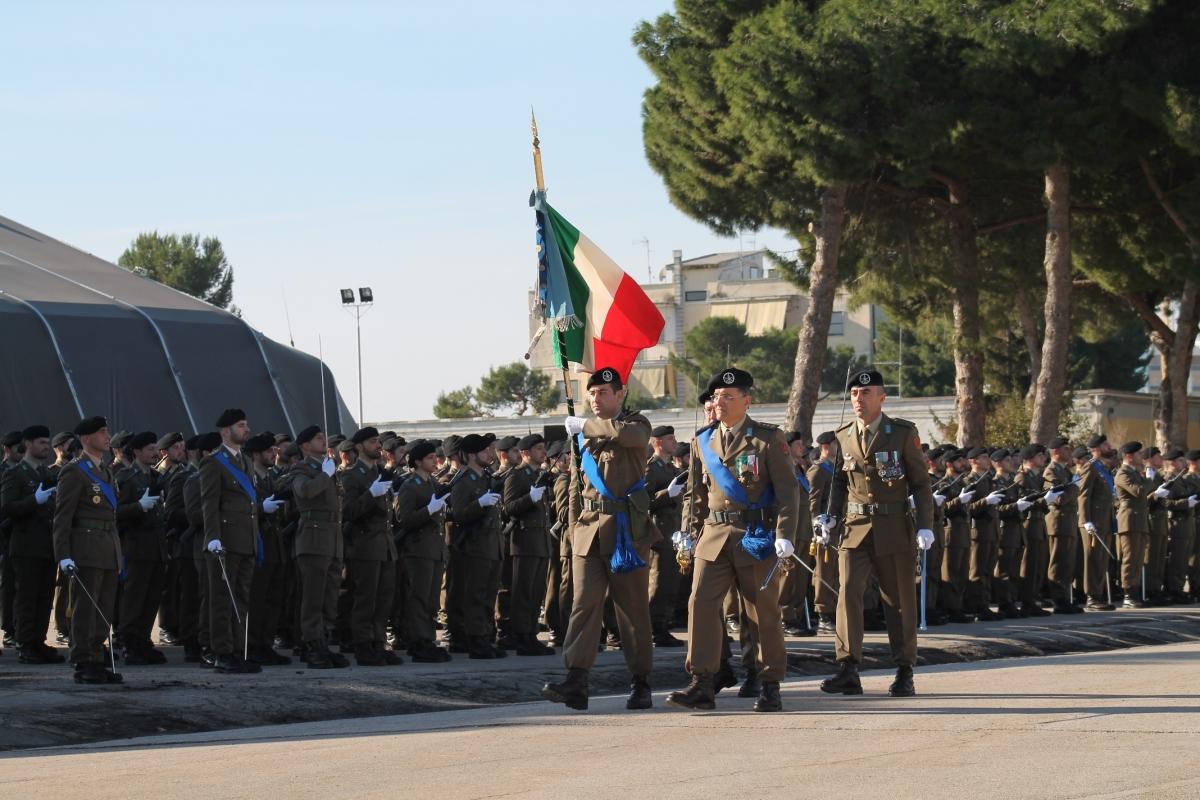 """Barletta/ Festa di Corpo. Commemorazione dell'82° Reggimento Fanteria """"Torino"""""""
