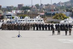 """Foto/ Libano, Shama. Conclusa l'operazione """"RITEX"""""""
