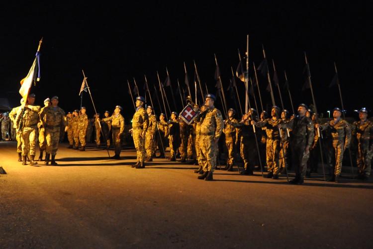 Bandiera di guerra dei granarieri di sardegna
