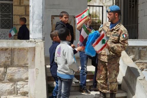 21 APRILE 2014 IN LIBANO. (Foto)