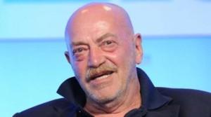 Il giornalista Toni Capuozzo
