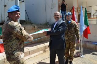 RAMYAH Inaugurazione lampioni ad energia solare (1)