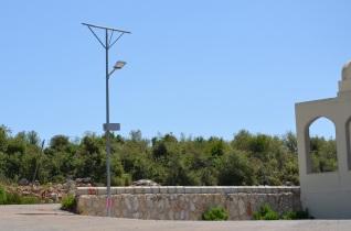 RAMYAH Inaugurazione lampioni ad energia solare (4)