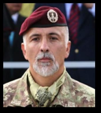 """Col. Marco Tuzzolino, C.te della Brigata Meccanizzata """"Aosta"""""""