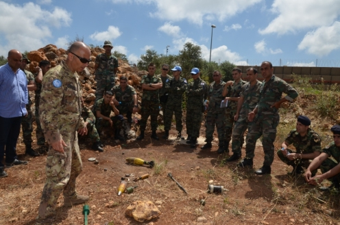 UXO and Mine Awareness Course (1)