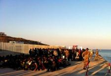 Sbarco Lampedusa 18.07.2014 (1)