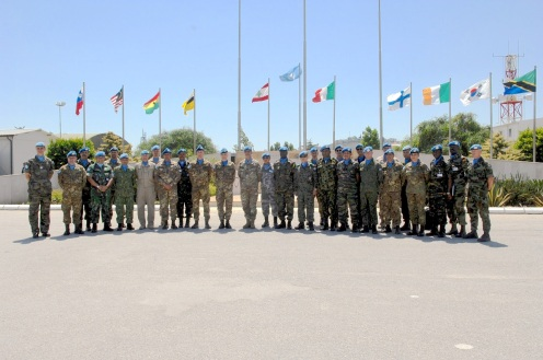 Visita di commiato Generale SERRA (1)