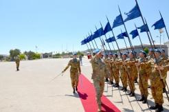 Visita di commiato Generale SERRA (2)