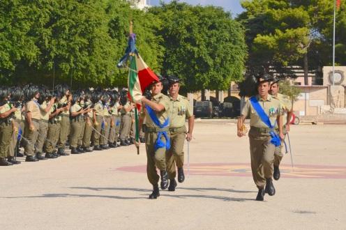 bandiera di guerra del 6° reggimento bersaglieri