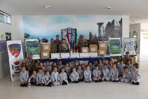 Donazione materiale scolastico (1)