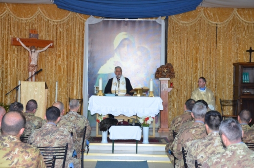 Visita Mons ABRASS Metropolita di Tiro (2)