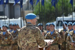 13.10.2014 ToA Unifil Sector West - Intervento Gen. PORTOLANO (5)