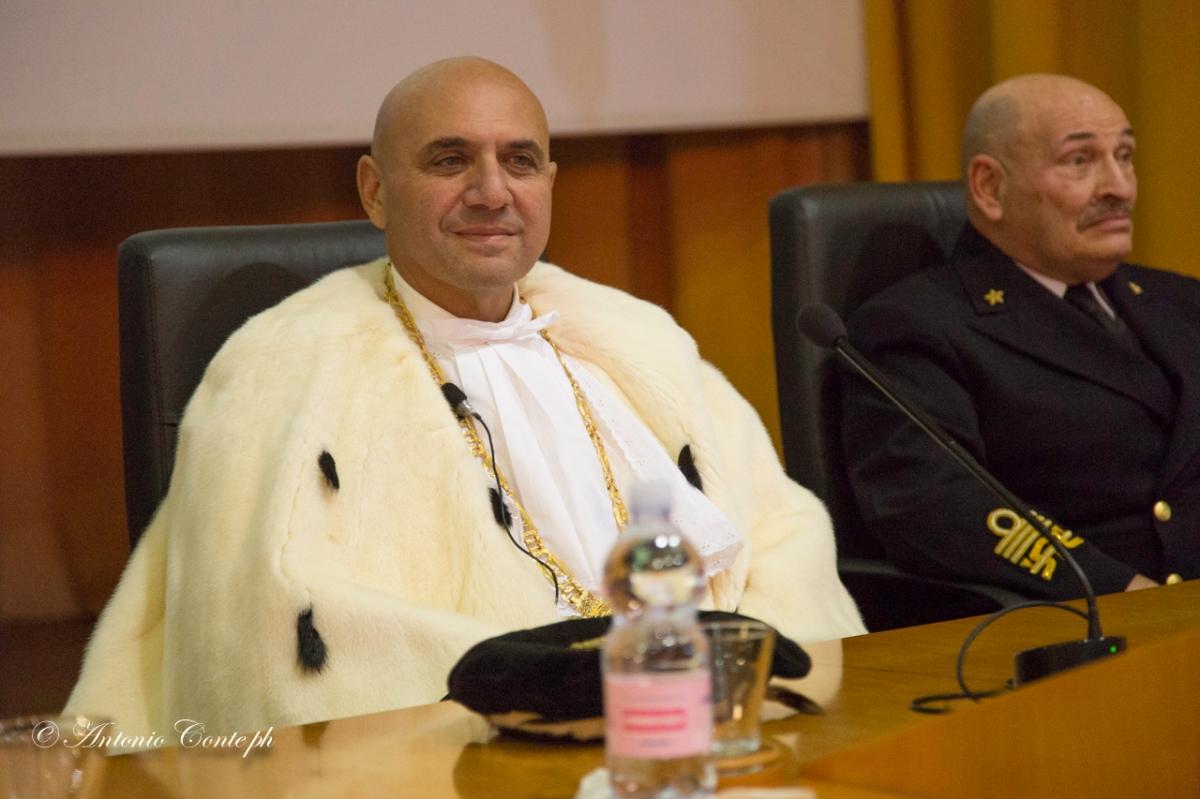 San Vito (Ta)/ Marescialli della Marina. Conferimento Lauree Attività Marittime e Infermieristiche