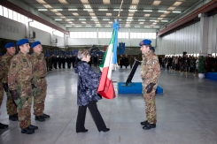 """CERIMONIA UFFICIALE DI RICOSTITUZIONE DEL 3° REGGIMENTO REOS """"ALDEBARAN"""""""