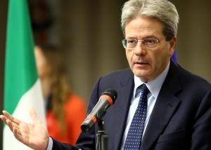 Paolo Gentiloni, ministro degli Affari Esteri (Foto ANSA)