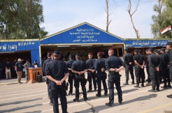 Graduation 19 Carabinieri Course I.F.P 115