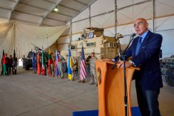 Ambasciatore italiano a Kabul Roberto Cantone