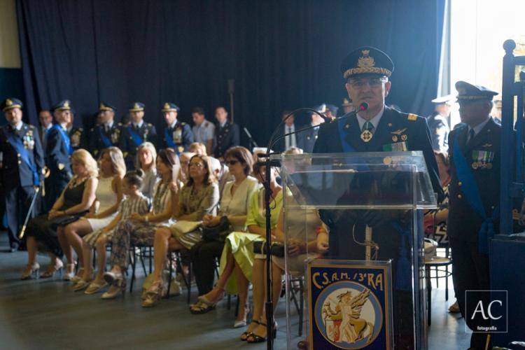 Generale di Squadra Aerea Franco GIRARDI