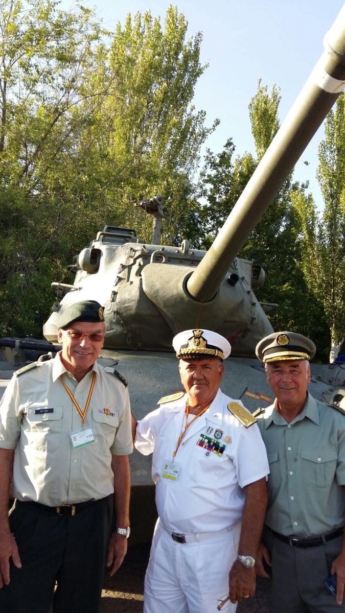 Bari/ CIOR UNUCI. Congresso CIMIC a Madrid per gli Ufficiali della Riserva Nato di Bari