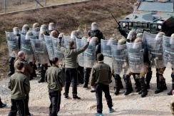 Militari italiani alla esercitazione Field Security Operation 2