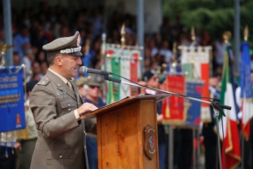 Allocuzione Gen. B. Faraglia