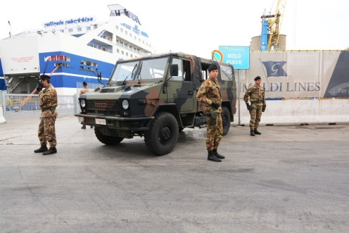 foto 5 - operazione strade sicure palermo (porto)